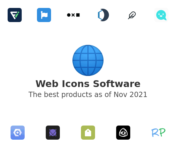 Web Icons Software