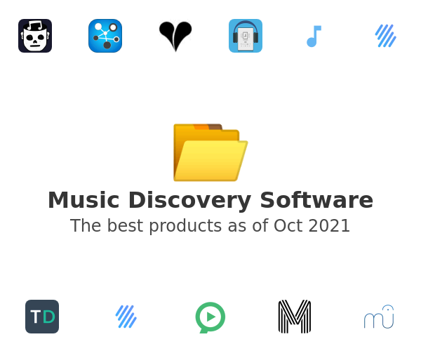 Music Discovery Software