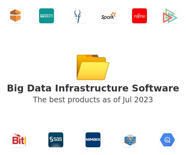 Big Data Infrastructure Software