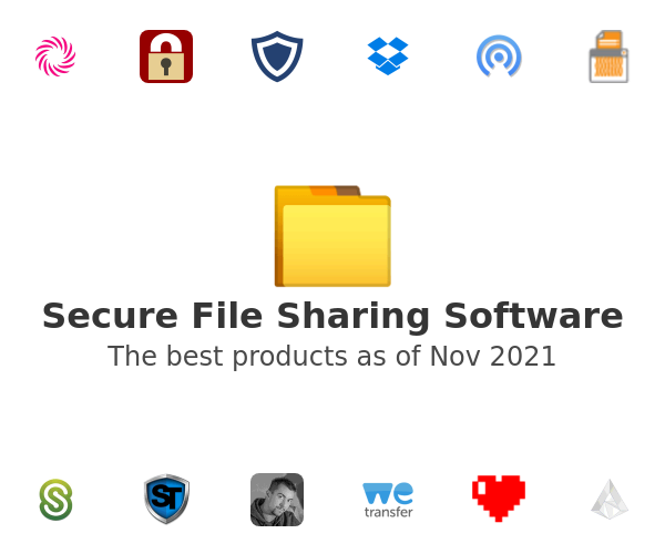 Secure File Sharing Software