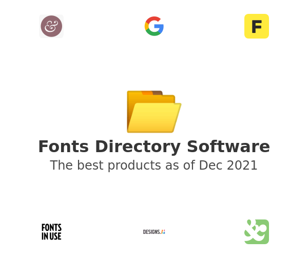 Fonts Directory Software