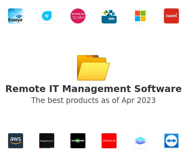 Remote IT Management Software