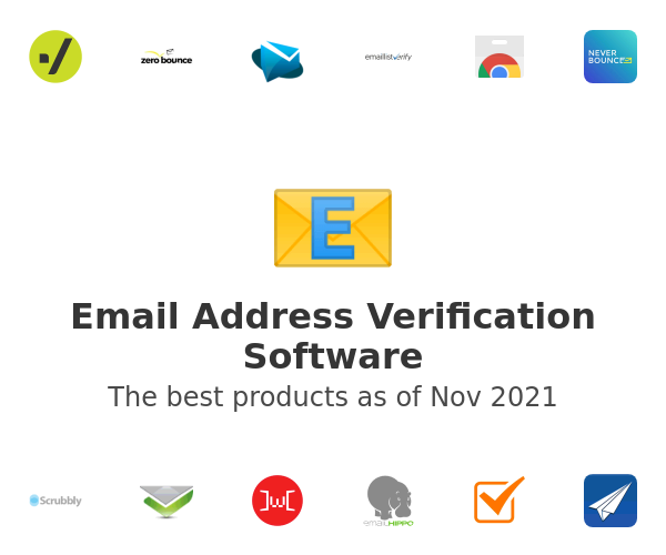 Email Address Verification Software