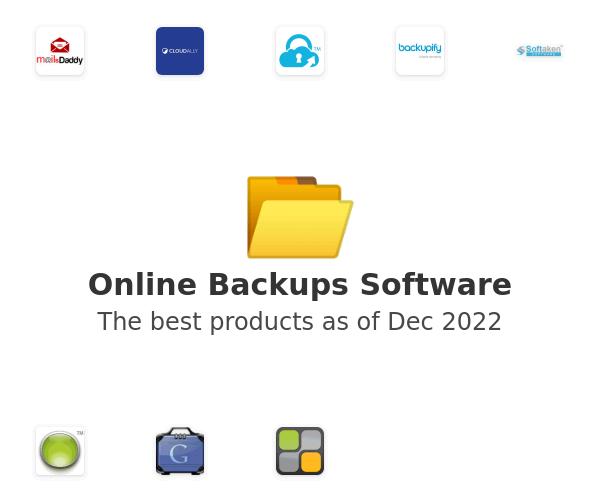 Online Backups Software