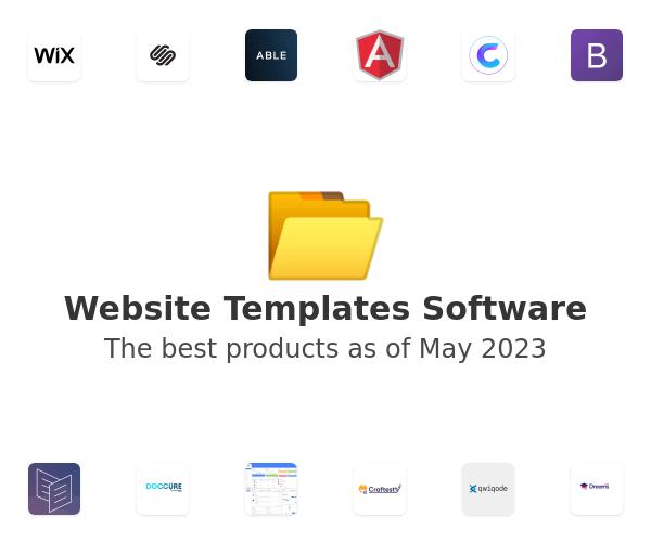 Website Templates Software