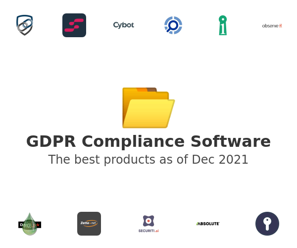 GDPR Compliance Software