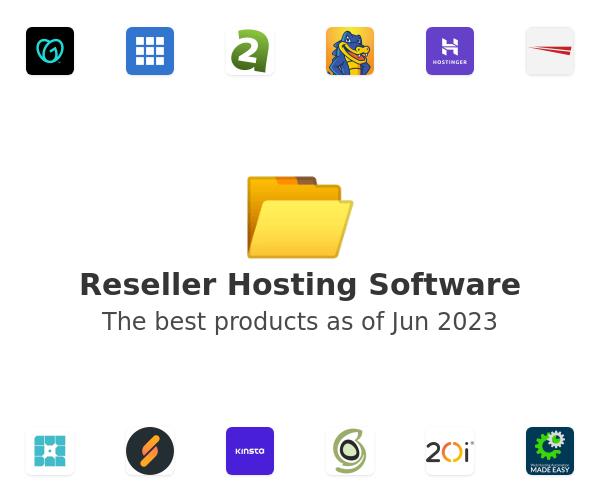 Reseller Hosting Software