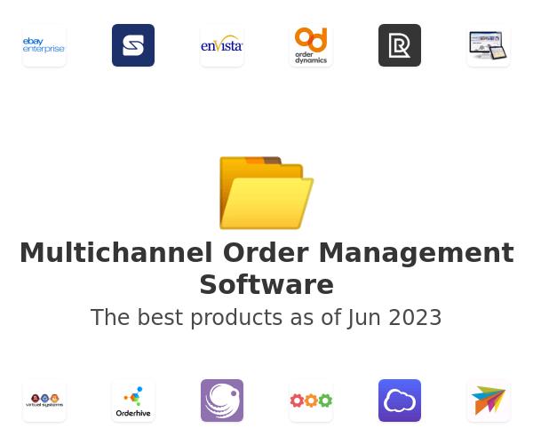 Multichannel Order Management Software