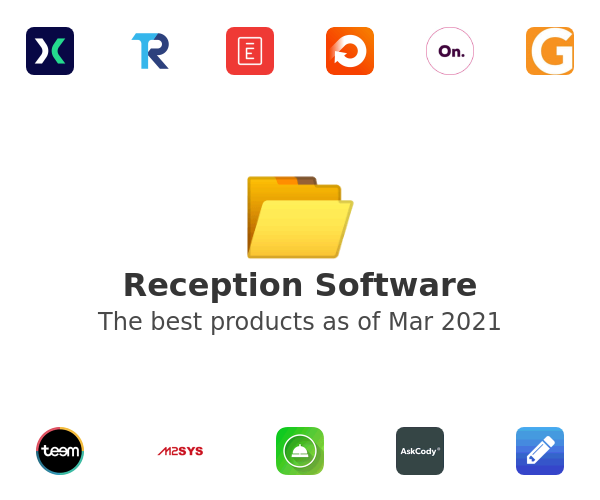 Reception Software