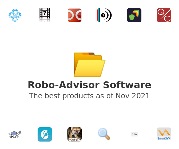 Robo-Advisor Software