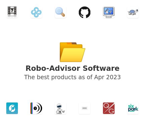 Robo-Advisor Software
