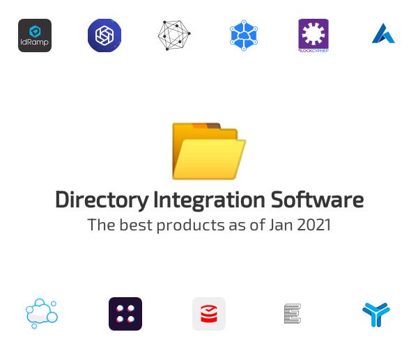 Directory Integration Software
