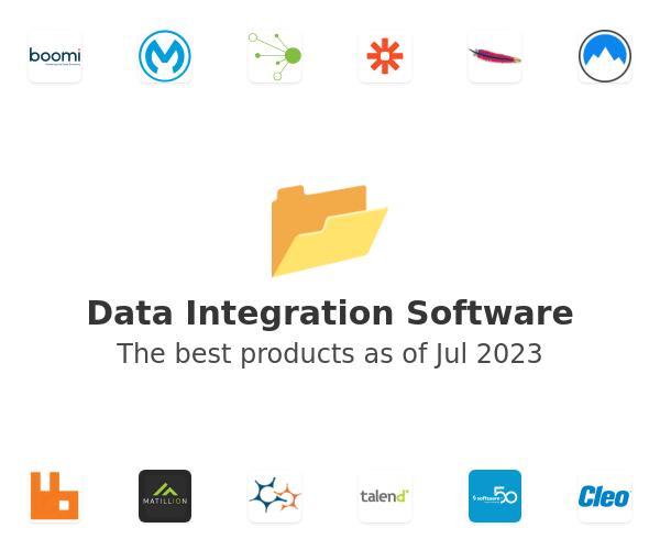 Data Integration Software