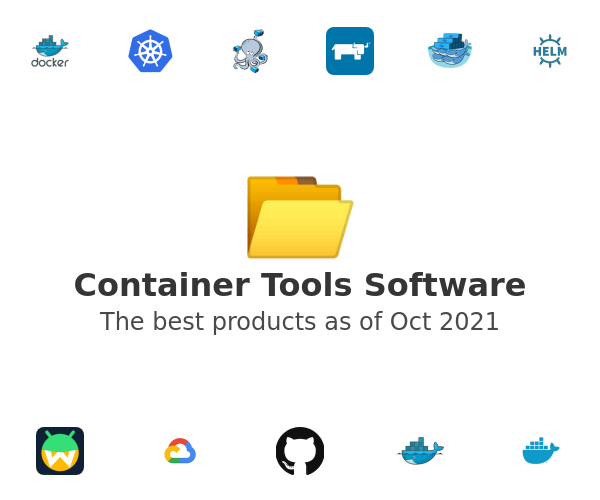 Container Tools Software
