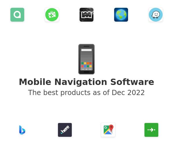 Mobile Navigation Software