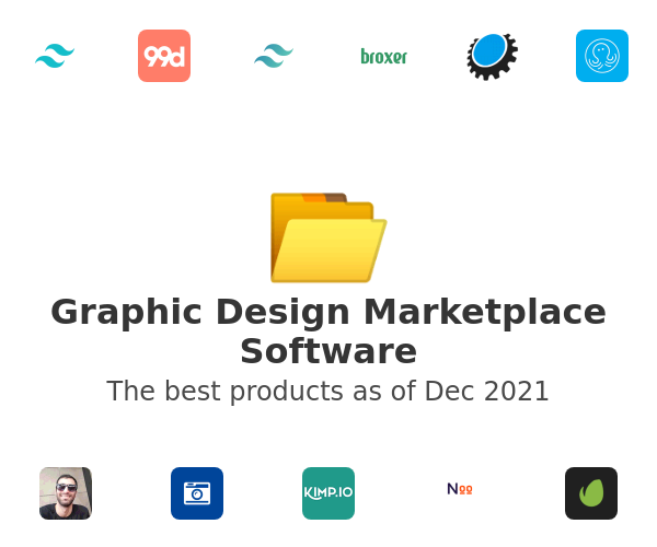 Graphic Design Marketplace Software