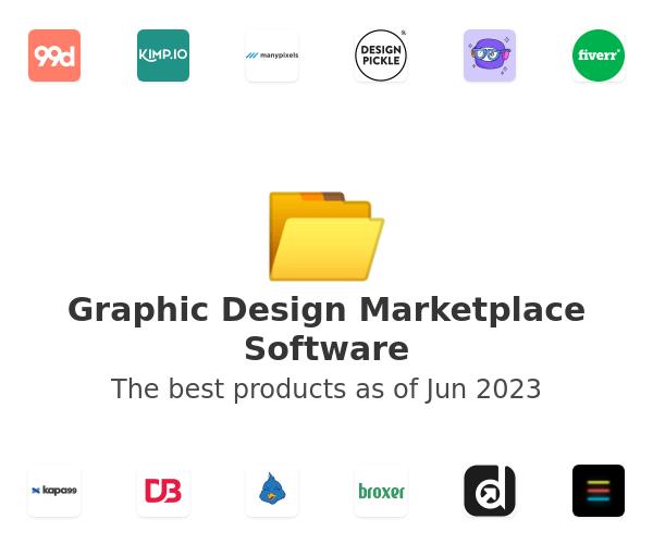 Graphic Design Marketplace Software