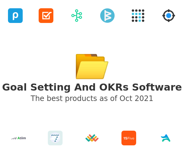 Goal Setting And OKRs Software