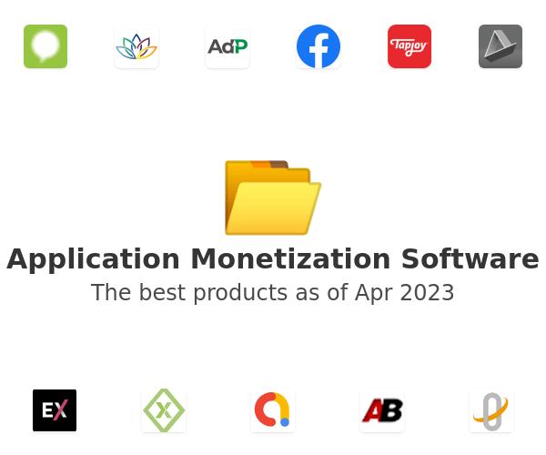Application Monetization Software