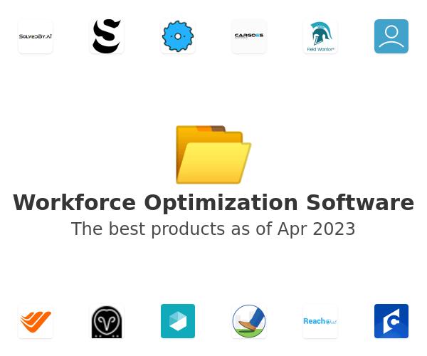 Workforce Optimization Software