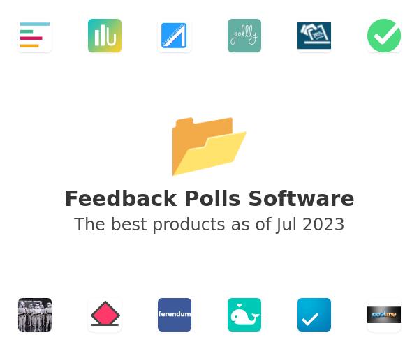 Feedback Polls Software