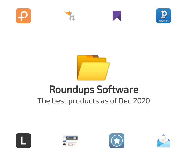 Roundups Software