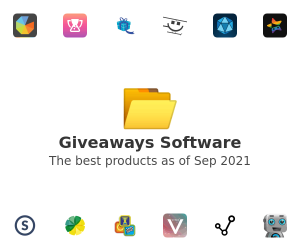 Giveaways Software