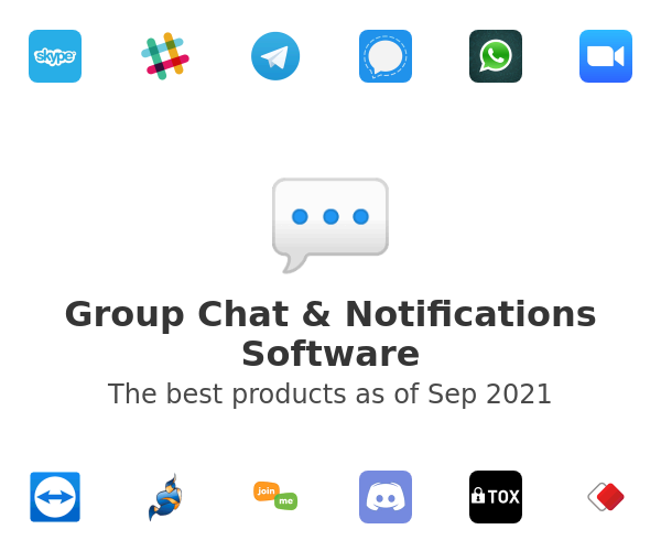 Group Chat & Notifications Software