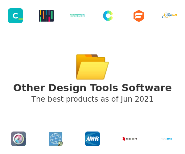 Other Design Tools Software