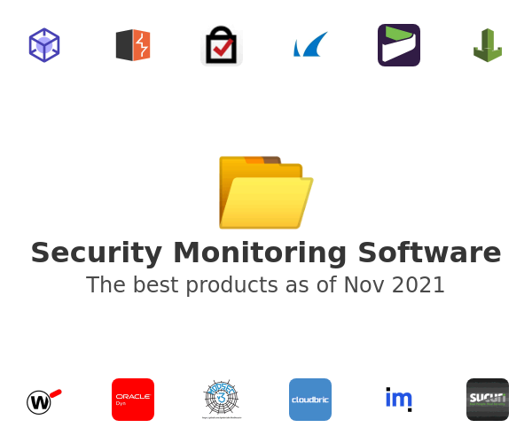 Security Monitoring Software