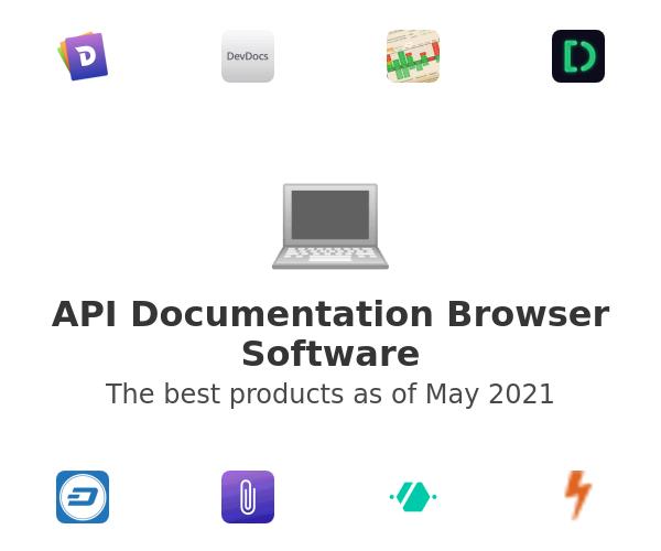 API Documentation Browser Software