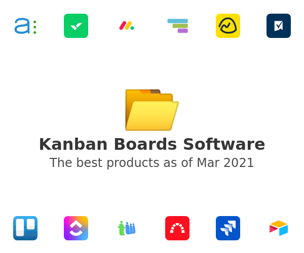 Kanban Boards Software