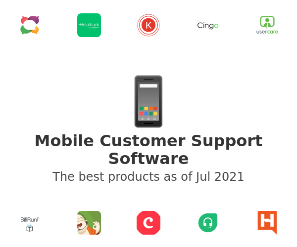 Mobile Customer Support Software