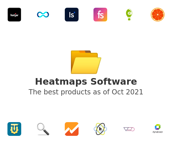 Heatmaps Software