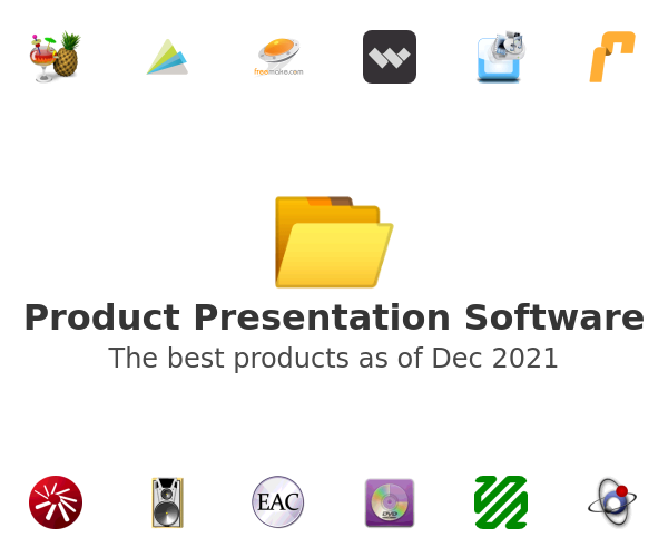 Product Presentation Software