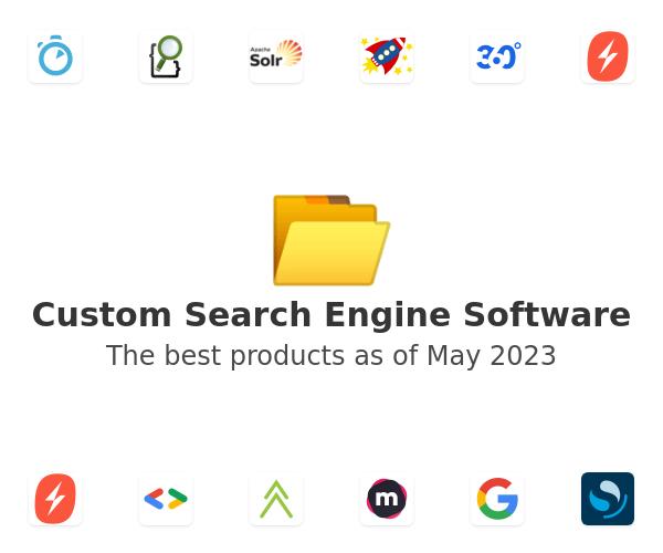 Custom Search Engine Software