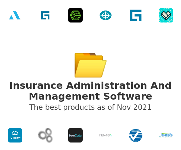 Insurance Administration And Management Software