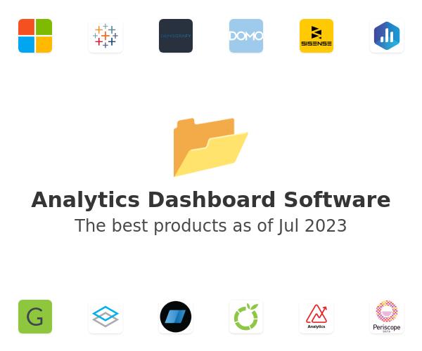 Analytics Dashboard Software