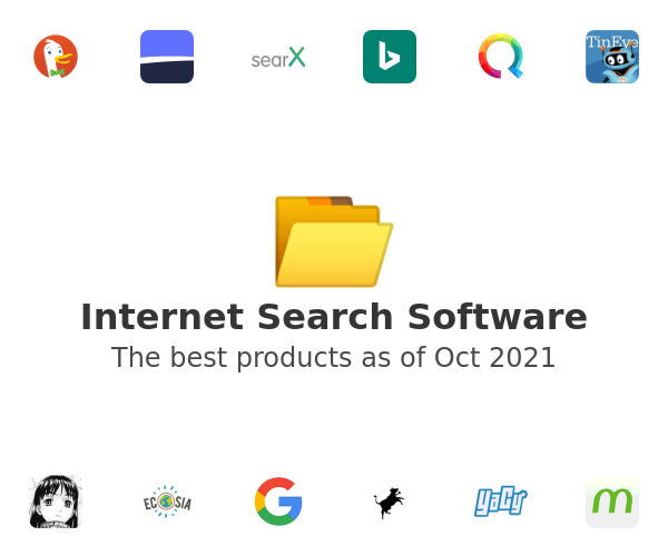 Internet Search Software