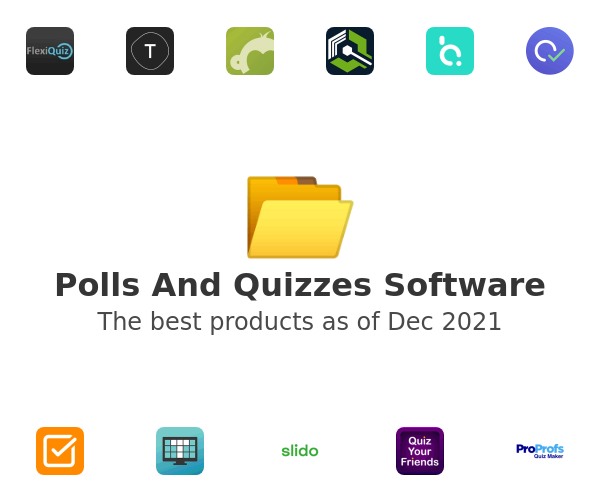 Polls And Quizzes Software