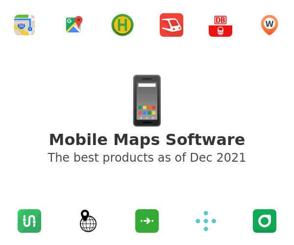 Mobile Maps Software