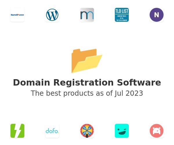 Domain Registration Software