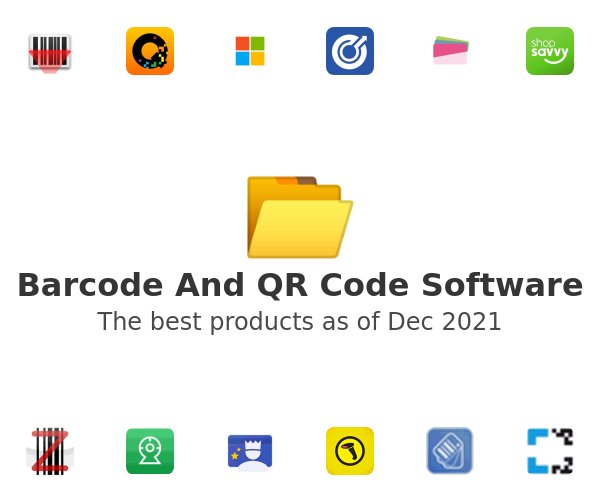 Barcode And QR Code Software