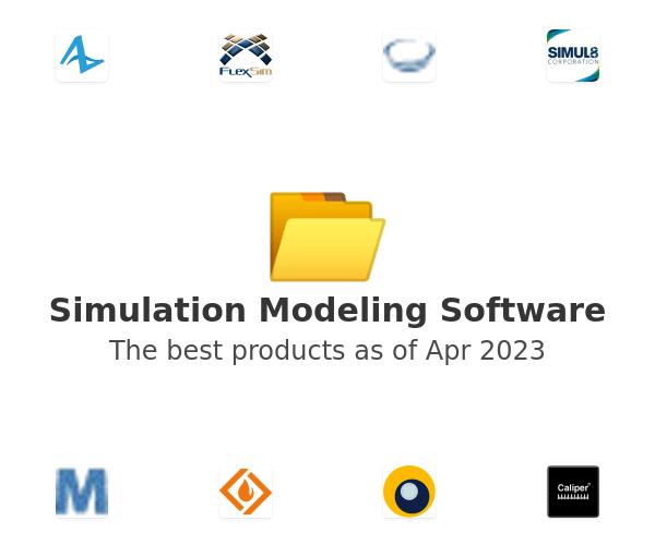Simulation Modeling Software