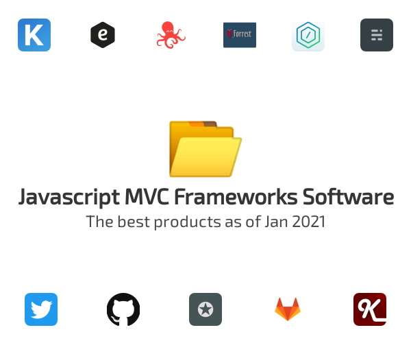 Javascript MVC Frameworks Software
