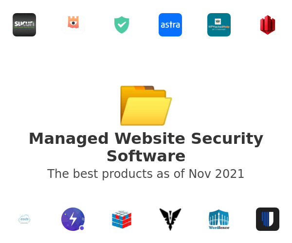 Managed Website Security Software