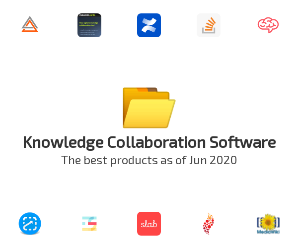 Knowledge Collaboration Software
