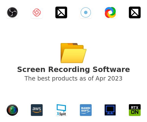 Screen Recording Software