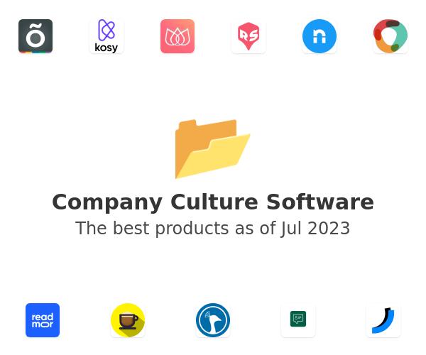 Company Culture Software