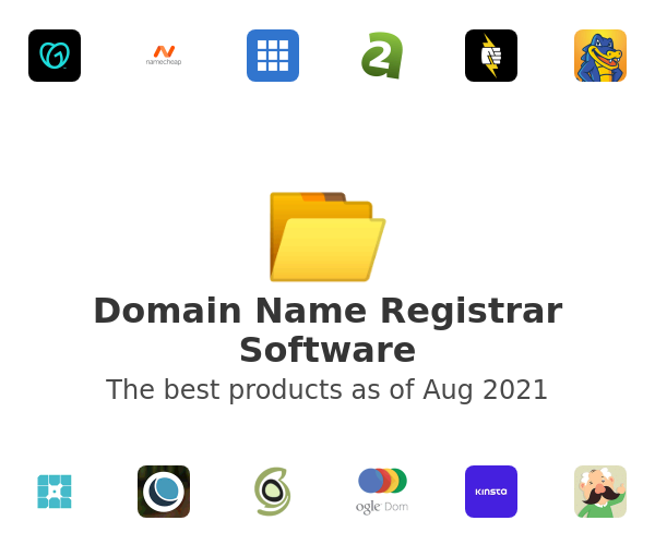 Domain Name Registrar Software